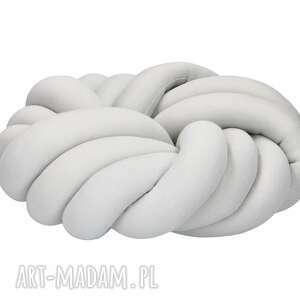 unikatowe poduszki poduszka supeł ręcznie pleciona dekoracyjna