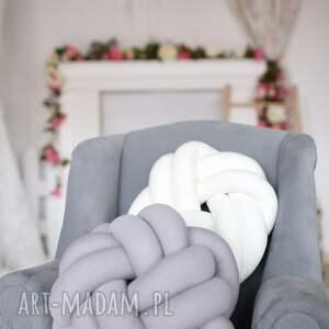 poduszki styl-skandynawski ręcznie pleciona dekoracyjna