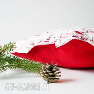 prezent pod choinkę święta świąteczne malunki