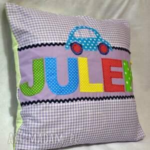 kolorowe pokoik dziecka poszewka bawełniana na poduszkę