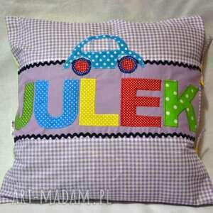 poszewka pokoik dziecka bawełniana na poduszkę
