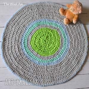 ciekawe pokoik dziecka dom bawełniany dywan