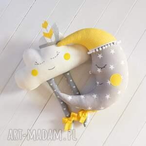 ręcznie wykonane pokoik dziecka chmurka