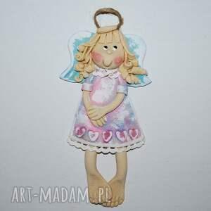 pomysł jaki prezent pod choinkę anioł chyba się wstydzę - aniołek z masy
