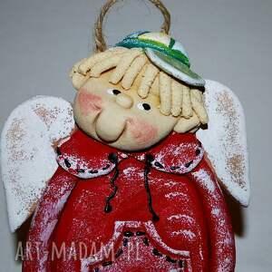 pomysł na prezenty świąteczne anioł do kumpla idę - z masy