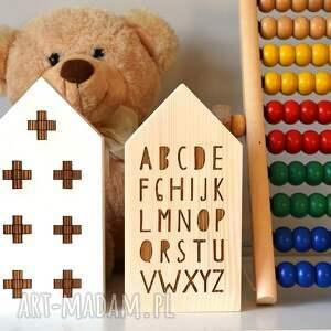 niepowtarzalne pokoik dziecka domki drewniane