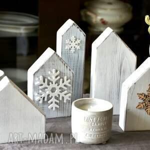 ręcznie robione pokoik dziecka domki drewniane dekoracja w stylu