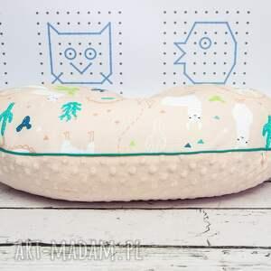 handmade pokoik dziecka poduszka duża do karmienia