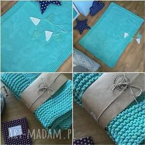 Knitting Factory dywnik sznurkowy