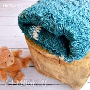 handmade pokoik dziecka kocyk dziecięcy