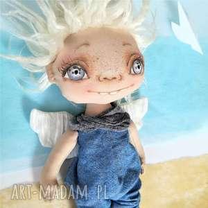 handmade pokoik dziecka aniołek e piet - dekoracja ścienna