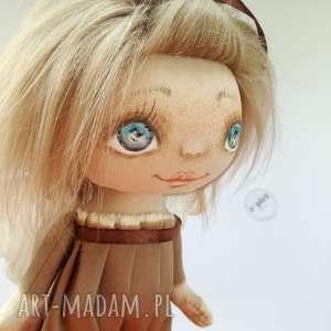 pokoik dziecka: e piet ANIOŁEK - dekoracja ścienna - figurka tekstylna ręcznie szyta prezent