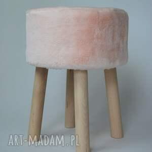 różowe pokoik dziecka twórczykat fjerne m futrzak różowy