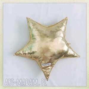 hand-made pokoik dziecka gold gwiazdka