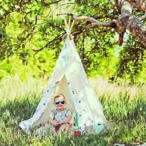 pokoik dziecka namiot tipi - ławica
