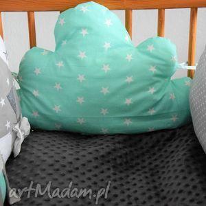 modne pokoik dziecka modułowy ochraniacz do łóżeczka,