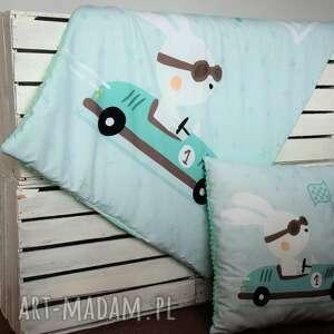 minky pokoik dziecka kocyk z poduszką, motyw