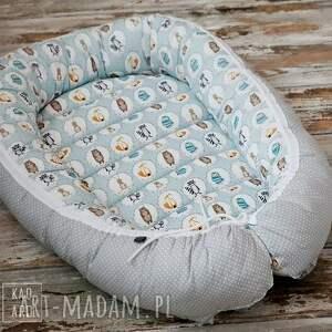 pokoik dziecka kojec kokon, kojec, otulacz niemowlęcy