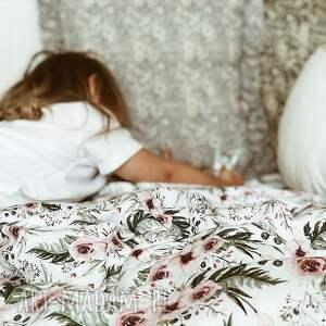 różowe pokoik dziecka poduszka komplet pościeli dziecięcej