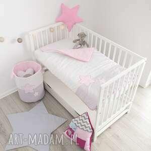 pokoik dziecka gwiazdy kosz na zabawki słodkie sny jasny