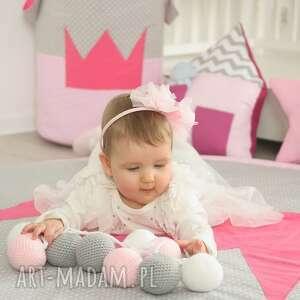 małaksiężniczka pokoik dziecka kosz na zabawki princessa
