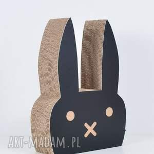 wyraziste pokoik dziecka chłopiec królik ecoono | czarny