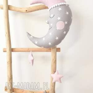 ręczne wykonanie pokoik dziecka księżyc