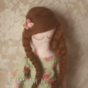 hand-made pokoik dziecka lalka kwiatowa bajka - helenka