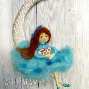modne pokoik dziecka lalka laleczka klara-księżycowa wróżka