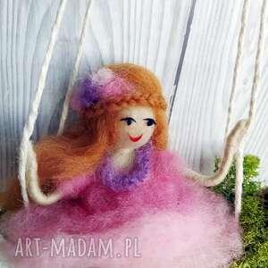 trendy pokoik dziecka lalka laleczka liliana. Różowa wróżka
