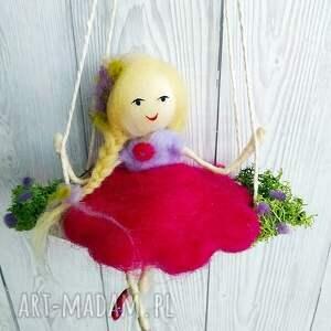 pokoik dziecka lalka laleczka magdalena-mobil. Lawendowa