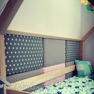 pokoik dziecka łóżko domek dla 80x160
