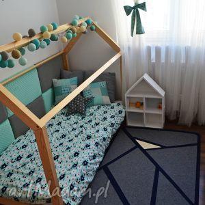 oryginalne pokoik dziecka łóżeczko - domek stanowi wspaniałe miejsce do