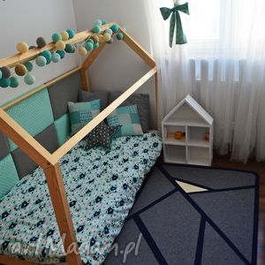 oryginalne pokoik dziecka łóżeczko łóżko domek dla 80x160
