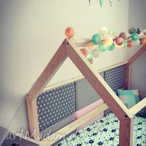łóżko pokoik dziecka domek dla 80x160