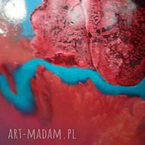 dziecko pokoik dziecka czerwone mars - z kolekcji inspirowanej