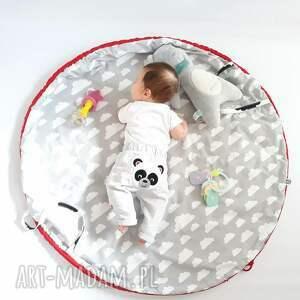 frapujące pokoik dziecka mata do zabawy/ worek na zabawki -