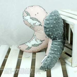 eleganckie pokoik dziecka motylek - poduszka antywstrząsowa