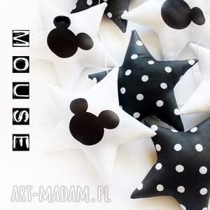 trendy pokoik dziecka gwiazdka mouse - girlanda