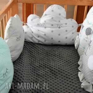 pokoik dziecka modułowy ochraniacz do łóżeczka