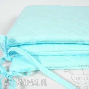 pokoik dziecka łóżeczka ochraniacz do pikowany