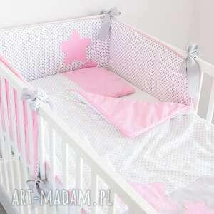 Groovy niesztampowe pokoik dziecka, dla - ochraniacz do łóżeczka słodkie WZ61