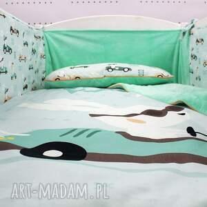 niepowtarzalne pokoik dziecka ochraniacz na łóżeczko 120x60