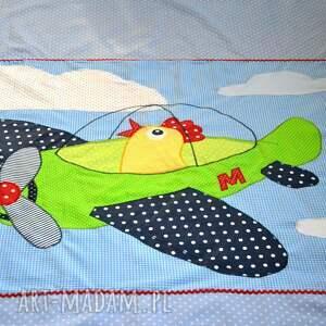 zielone pokoik dziecka pościel oryginalna bawełniana