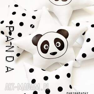 oryginalne pokoik dziecka panda - girlanda