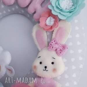 oryginalne pokoik dziecka girlanda personalizowana dekoracja