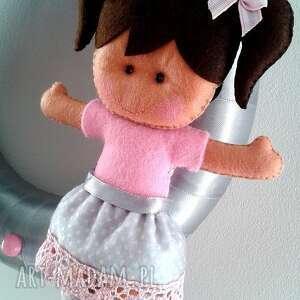 pokoik dziecka girlanda personalizowana z imieniem