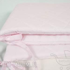 trendy pokoik dziecka ochraniacz pikowany do łóżeczka