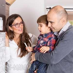 planer pokoik dziecka fioletowe kalendarz miesięczny