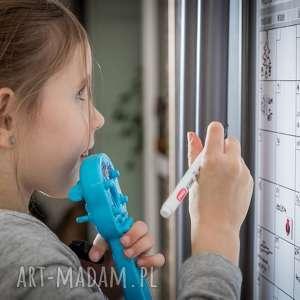 unikatowe pokoik dziecka prezent planer kalendarz miesięczny